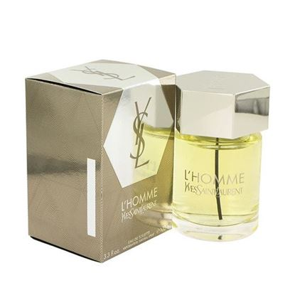 Picture of Yves Saint Laurent L`Homme Eau De Toilette (100 ml./3.4 oz.)