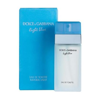 Picture of Dolce & Gabbana Light Blue Eau De Toilette(125 ml./4.2 oz.)