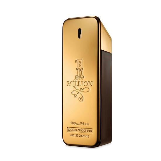 Picture of Paco Rabanne 1 Million Eau De Toilette For Men (100 ml./3.4 oz.)